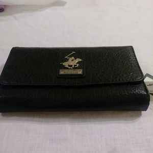 NWT.  Beverly Hill polo woman wallet